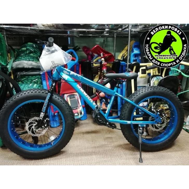 Велосипед Фэтбайк Maxxpro FAT X20