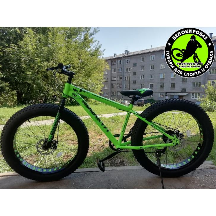 Велосипед фэтбайк Maxxpro FAT X26