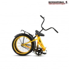 """Велосипед 20"""" Altair City. Жёлтый"""