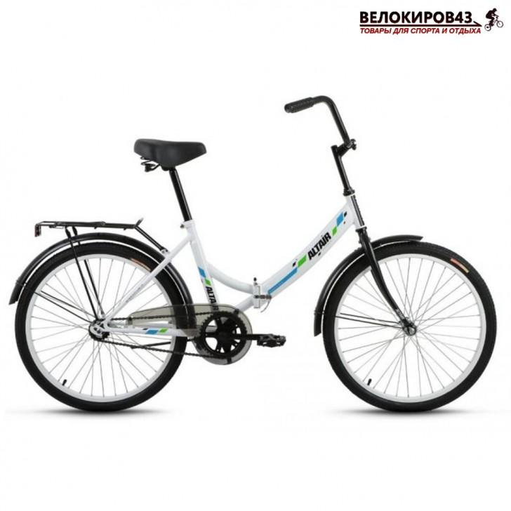 "Велосипед 24"" Altair City. Белый"