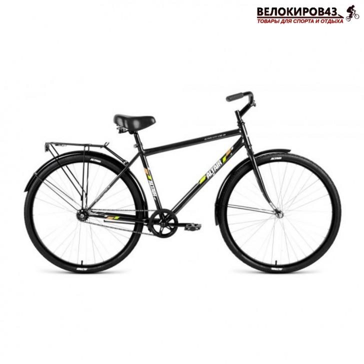 Велосипед Altair City high 28 Чёрный