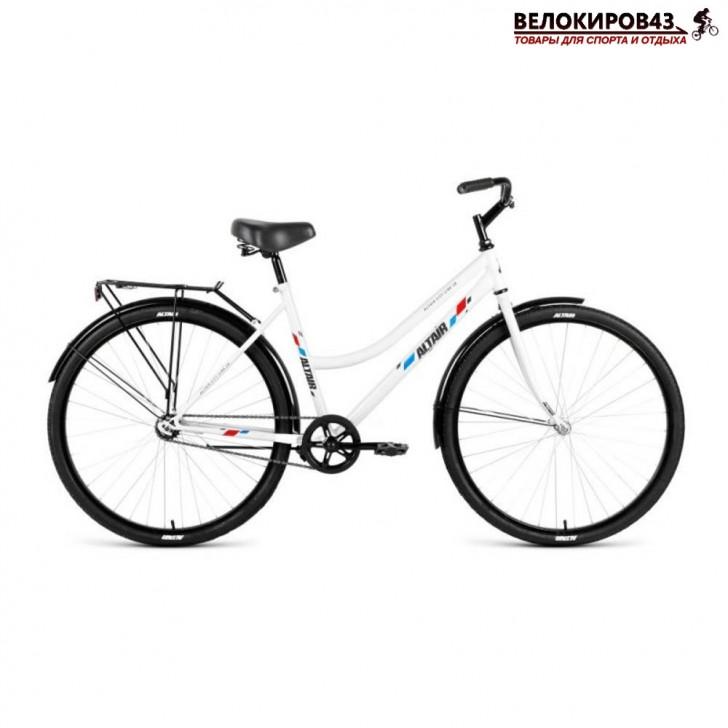 Велосипед Altair City low 28 белый