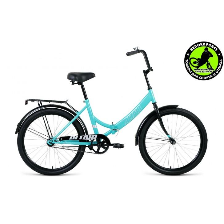 Велосипед  ALTAIR City 24 Мятный 2020