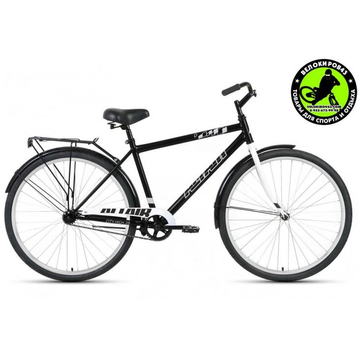 Велосипед  ALTAIR City 28 high 2020 Чёрный