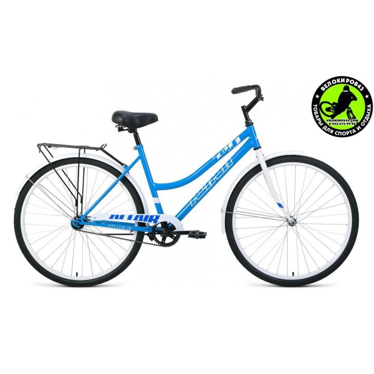Велосипед  ALTAIR City 28 low 2020 Голубой