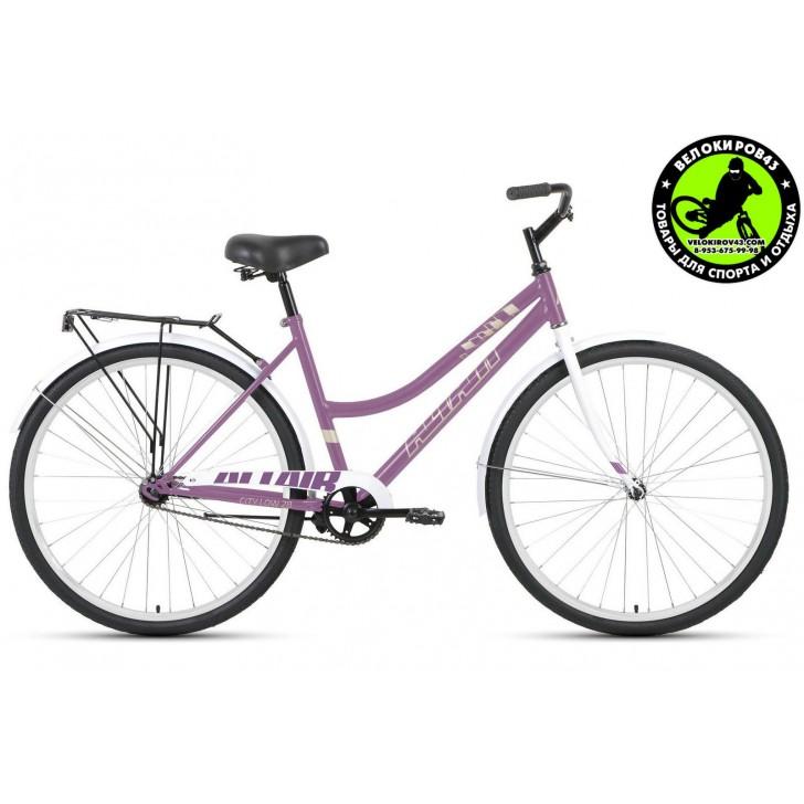 Велосипед  ALTAIR City 28 low 2020 Фиолетовый