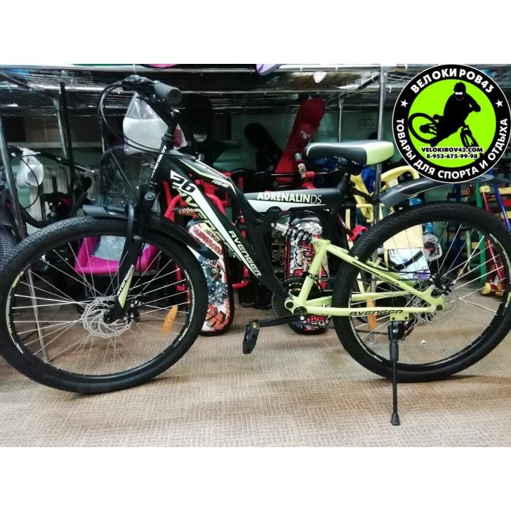 "Велосипед 26"" AVENGER F264D"