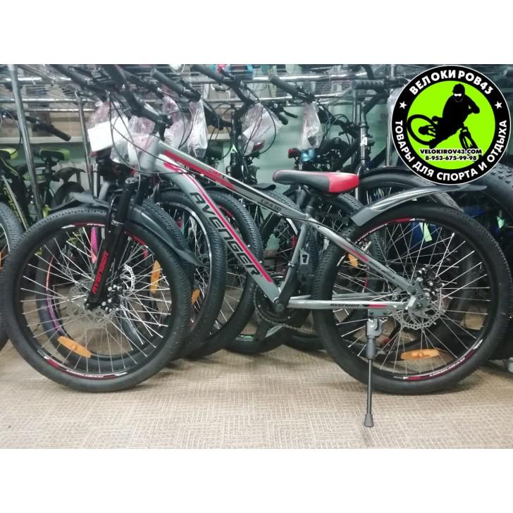 """Велосипед 24"""" Avenger C243D"""