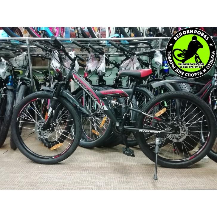 Велосипед  AVENGER F243D