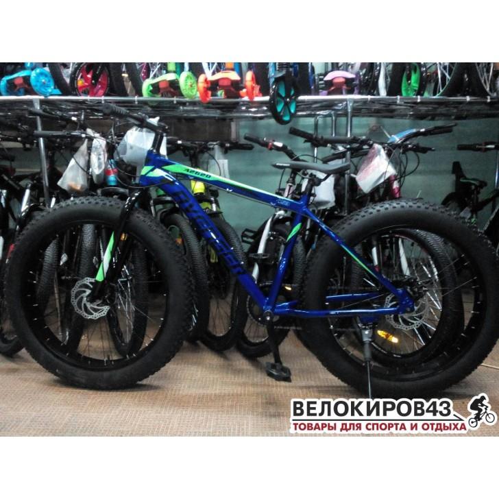 "Велосипед  Фэтбайк 26"" Avenger A262D"