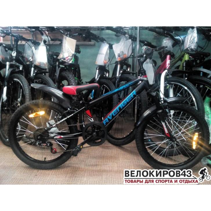 """Велосипед 20"""" Avenger C200 (2019)"""