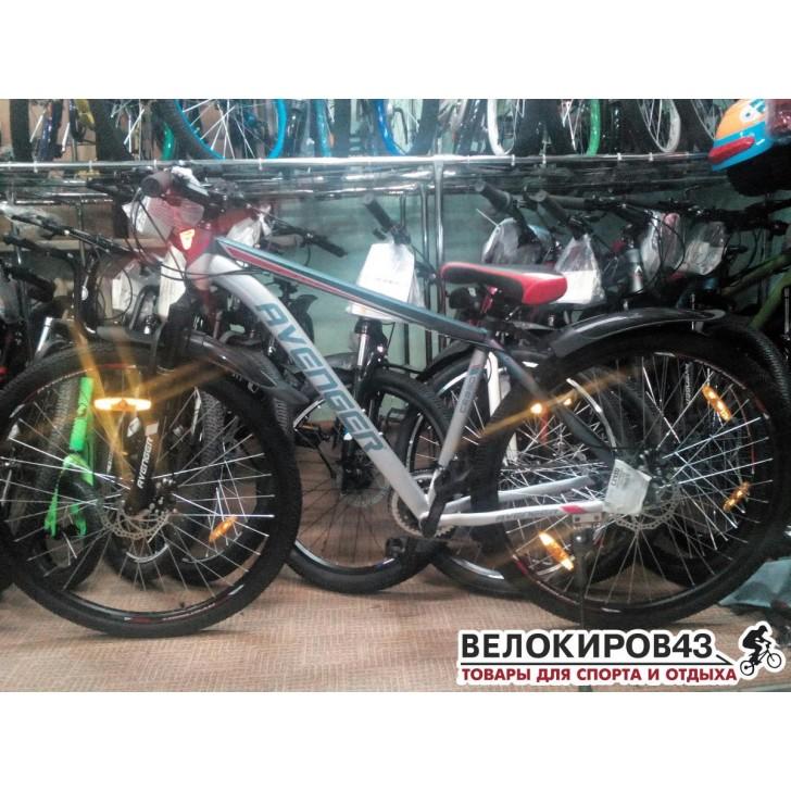 """Велосипед 29"""" AVENGER C295D (2019)"""
