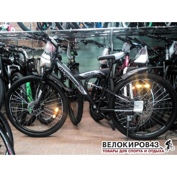 "Велосипед 26"" AVENGER F263D"