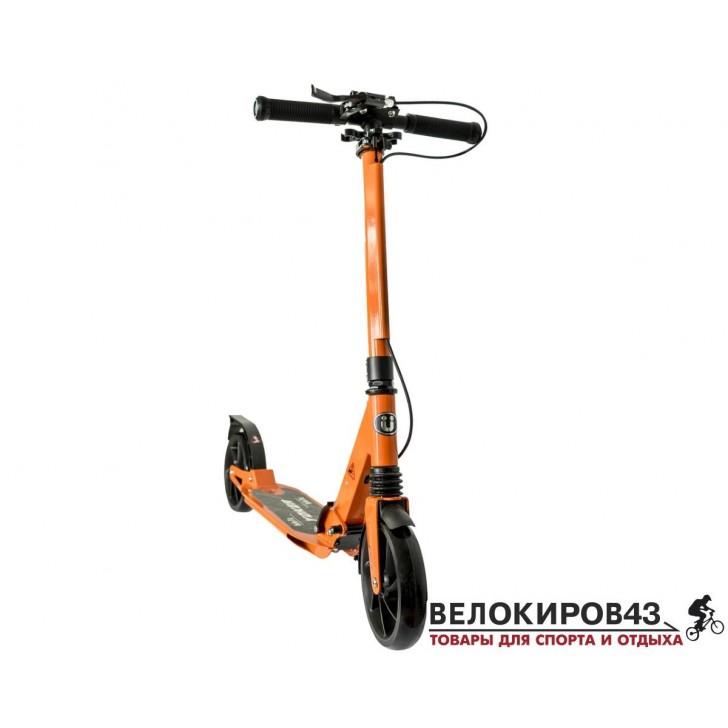 Самокат BIBITU Yoker SKL-03G оранжевый (2019)