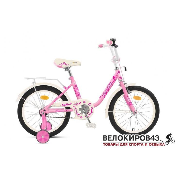 Велосипед Maxxpro Sofia 16-2