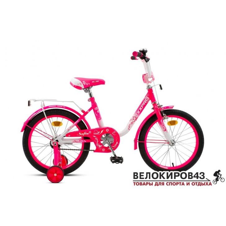 Велосипед Maxxpro Sofia 18-5
