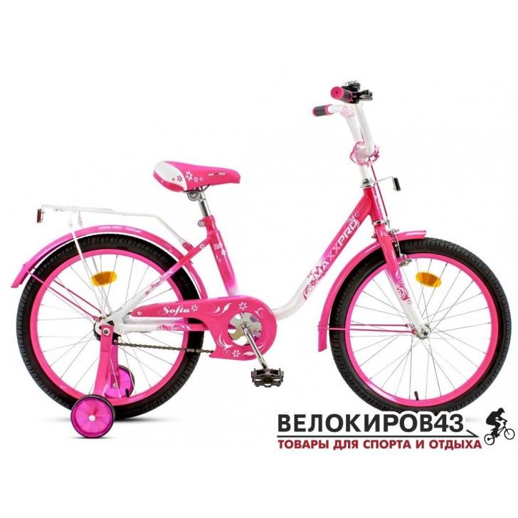 Велосипед Maxxpro Sofia 20-1
