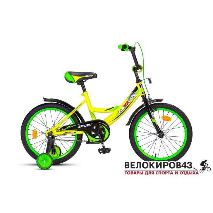 Велосипед Maxxpro Sport 16-2