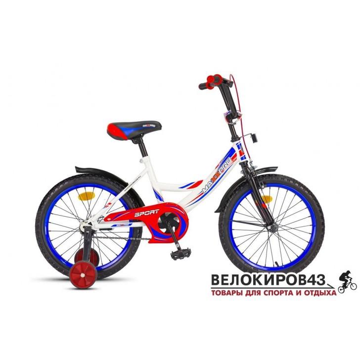 Велосипед Maxxpro Sport 16-3