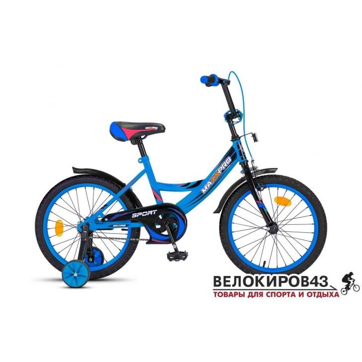Велосипед Maxxpro Sport 16-5