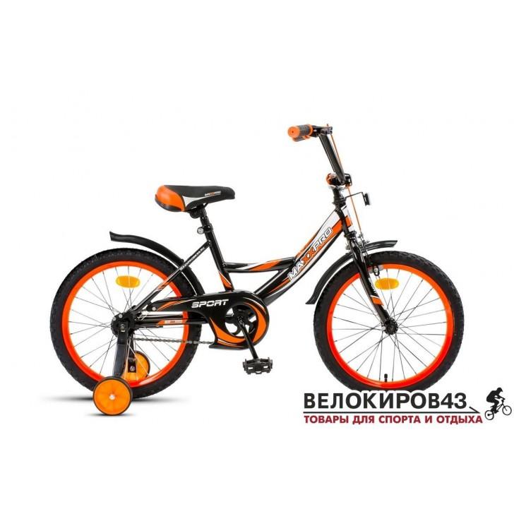 Велосипед Maxxpro Sport 16-6