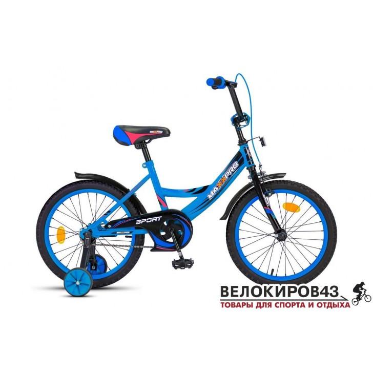 Велосипед Maxxpro Sport 18-5