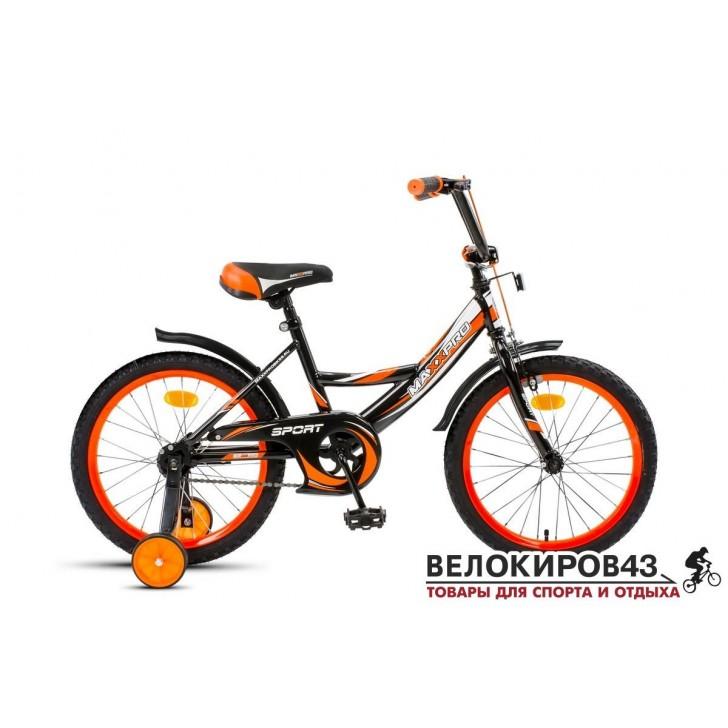 Велосипед Maxxpro Sport 18-6