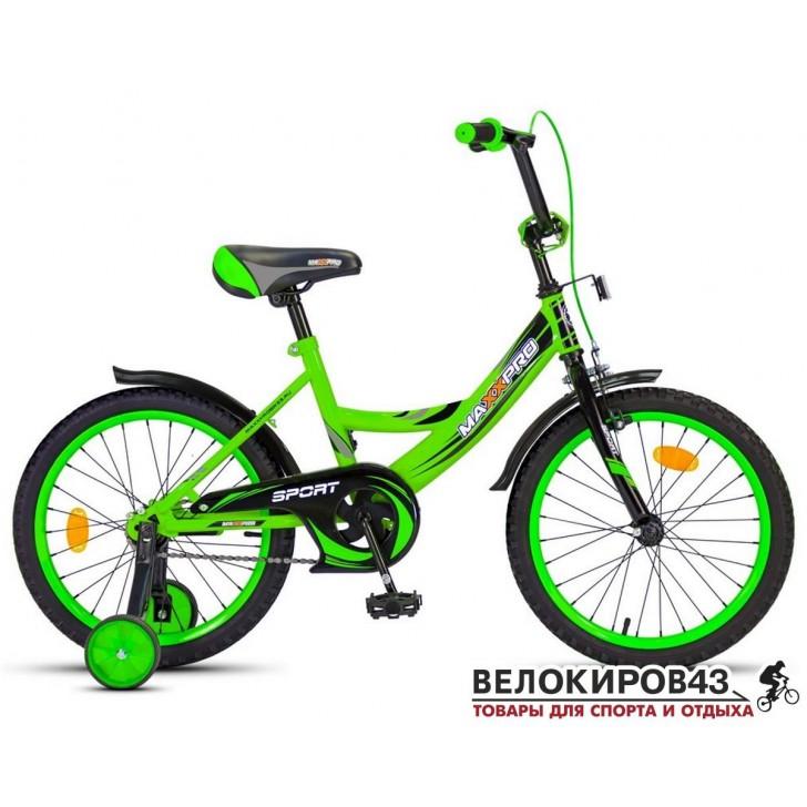 Велосипед Maxxpro Sport 20-1