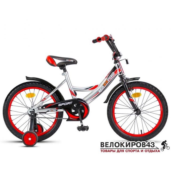 Велосипед Maxxpro Sport 20-4