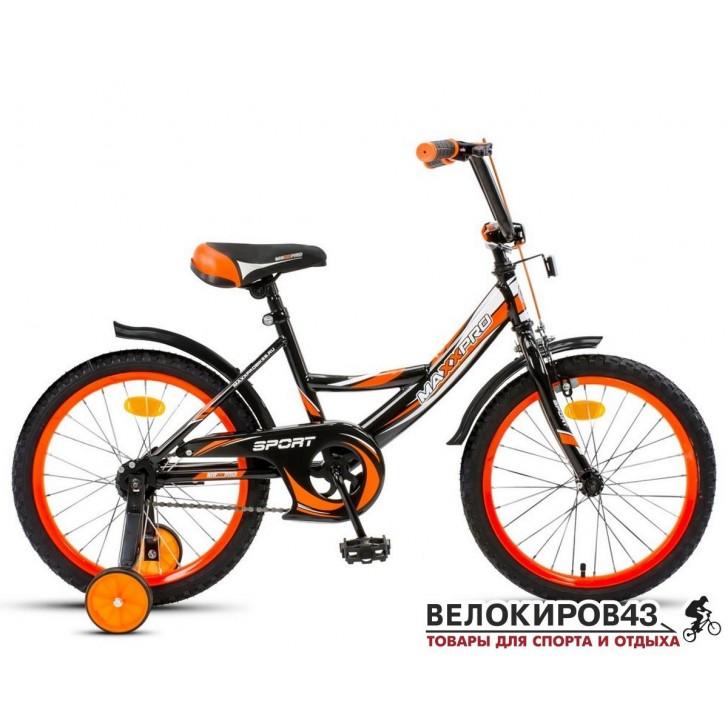Велосипед Maxxpro Sport 20-6