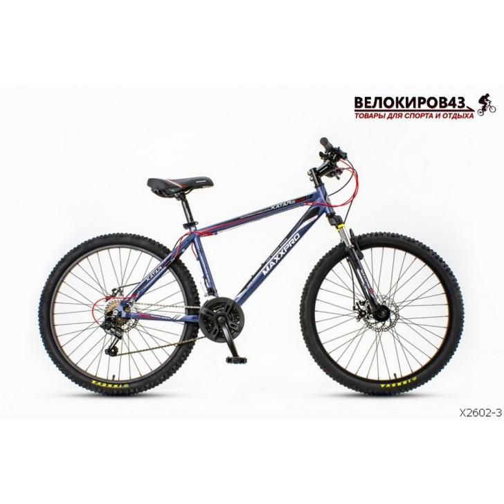 Велосипед  Maxxpro Katar 26 Elite