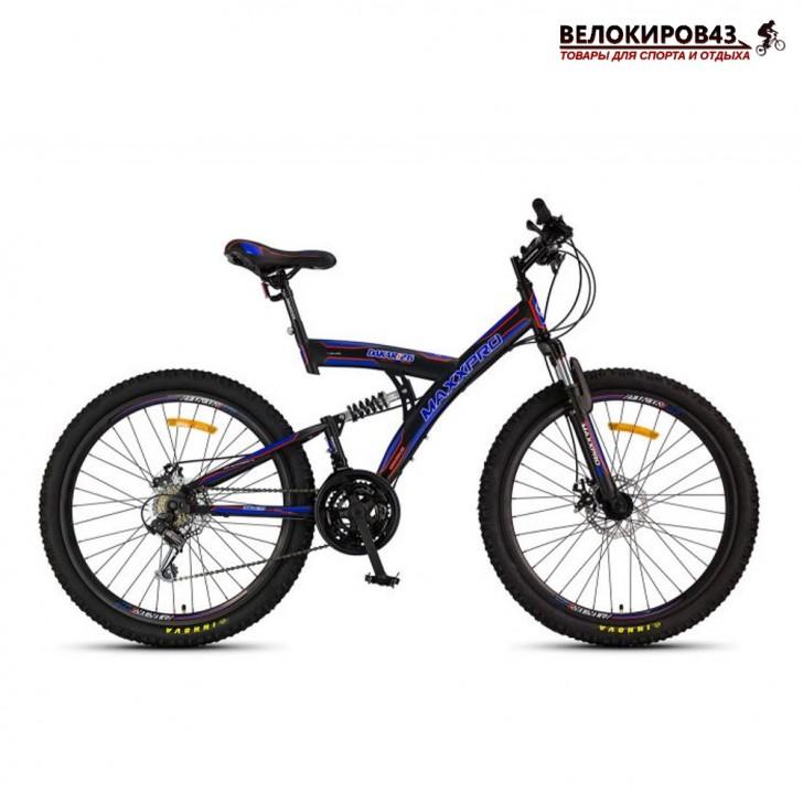 Велосипед  Maxxpro Dakar 26 Pro чёрный