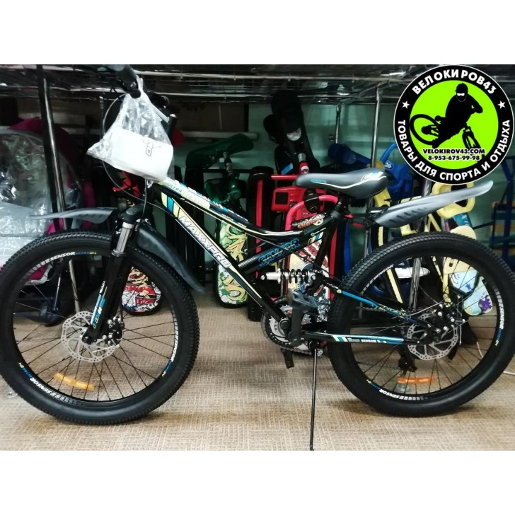 Велосипед MaxxPro SENSOR 24 ULTRA