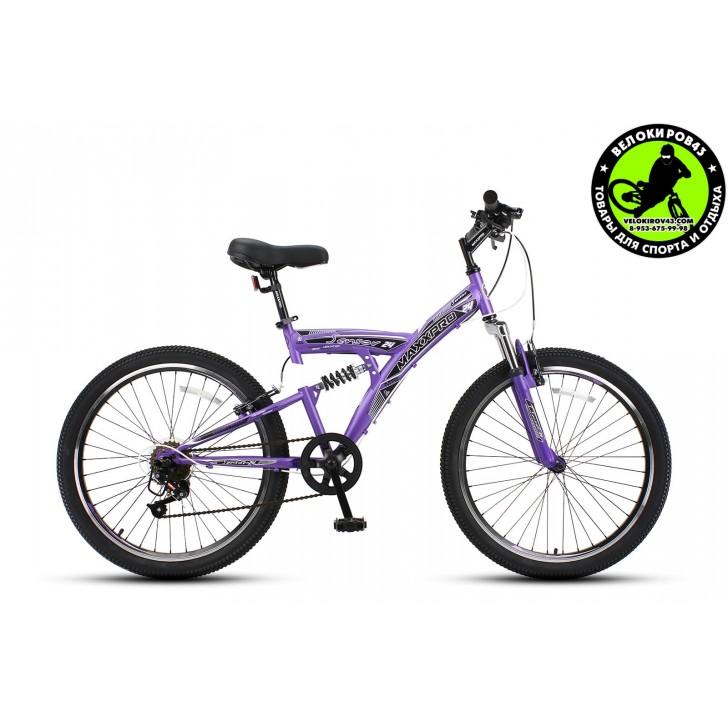 Велосипед MaxxPro SENSOR 24