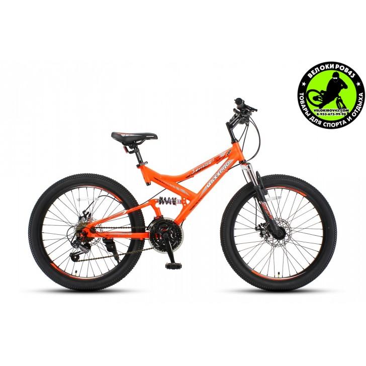 Велосипед MaxxPro SENSOR 24 Pro