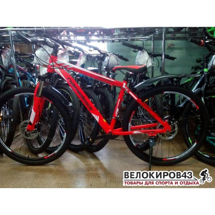 """Велосипед 26"""" Nameless J6500D красный"""