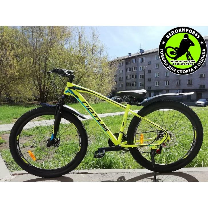 Велосипед 27.5 Notus-FX300