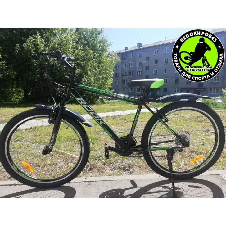 Велосипед Rook MS261