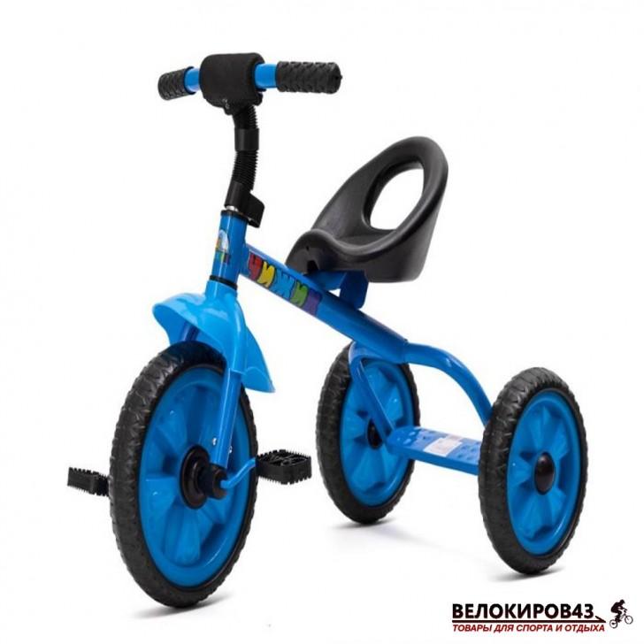 Трехколесный велосипед Чижик T005 синий