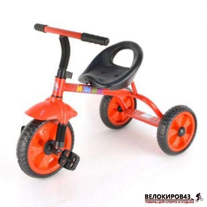 Трехколесный велосипед Чижик T005 красный