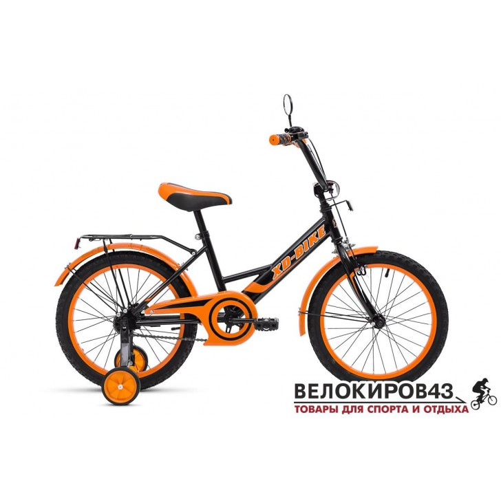 Велосипед XD-Bike 18 (G10BO)