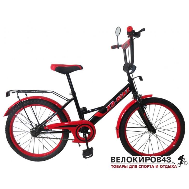 Велосипед XD-Bike 18 (G10BR)