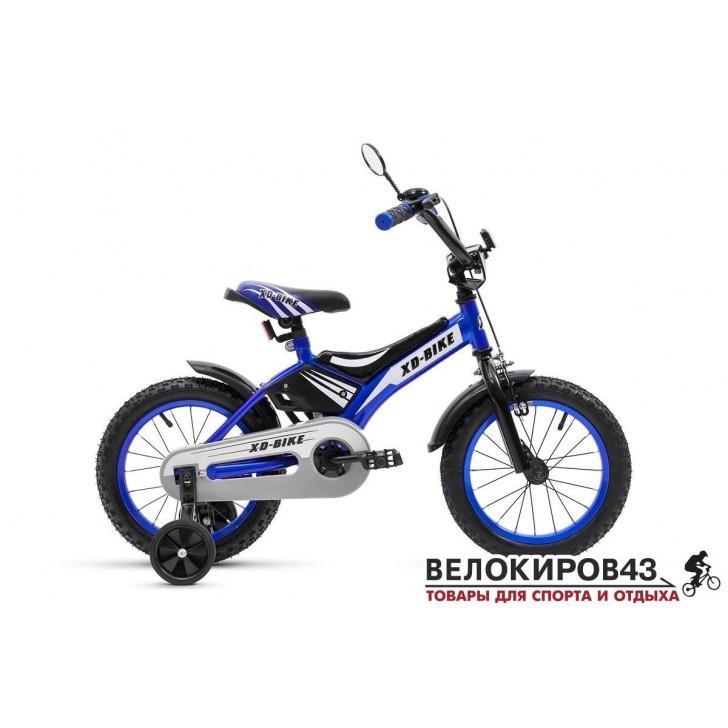 Велосипед XD-Bike 14( G11SB)
