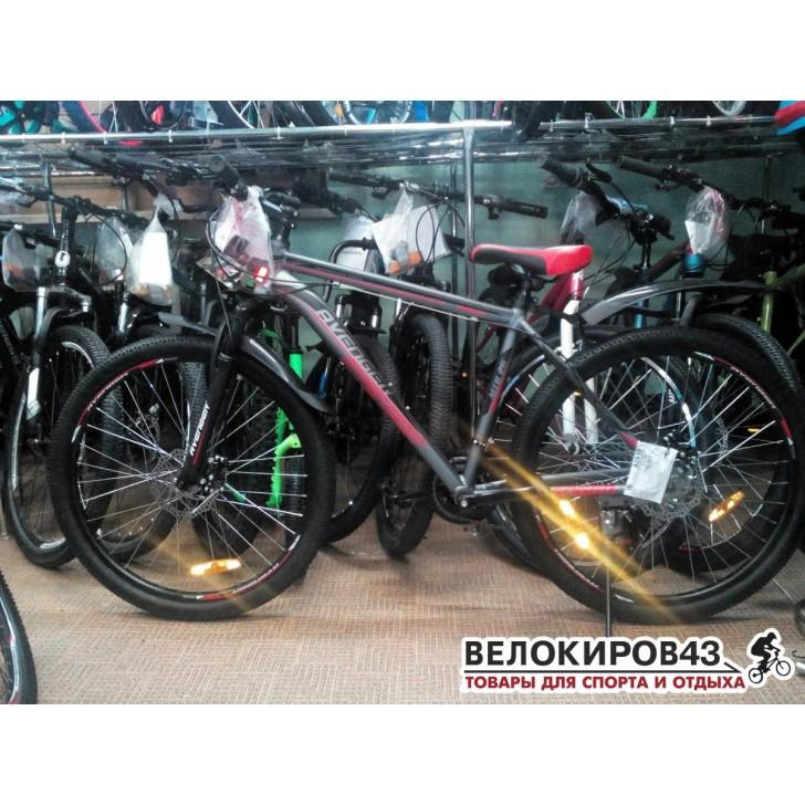 """Велосипед Avenger A261D 26""""(2019)"""