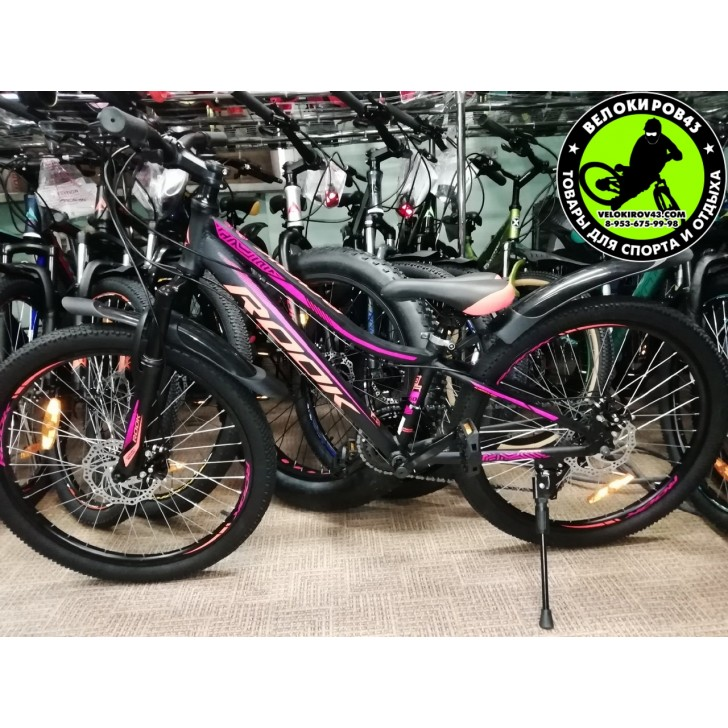 Велосипед Rook MA240DW